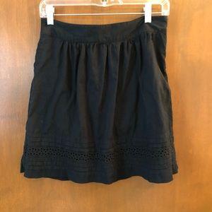 Loft skirt; size 4P